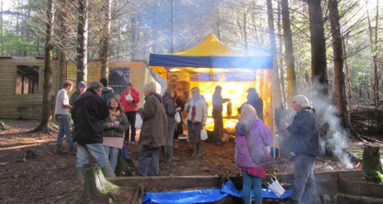 Longwood Community Woodland group - Event - Loretta Wigfall