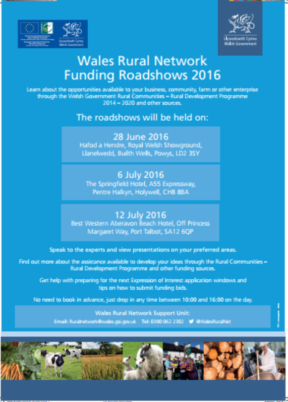 Wales rural roadshow